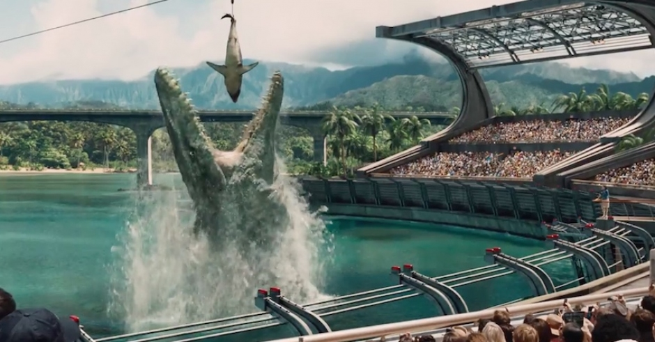 CinePile: F*ck Yeah Jurassic World