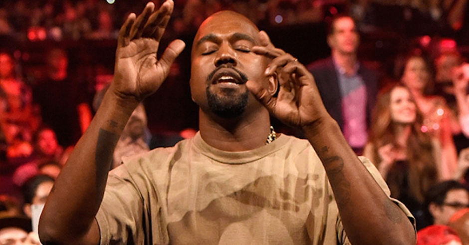 So Kanye West just announced he's running for president in 2020
