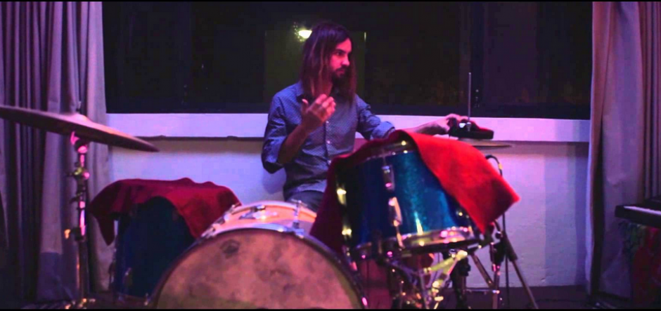 Watch: Tame Impala - Currents In The Making