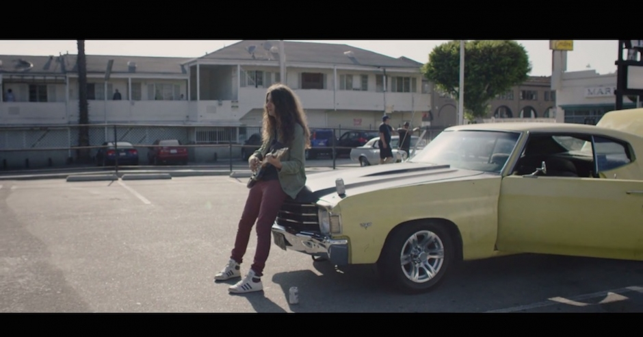 Watch: Kurt Vile - Pretty Pimpin