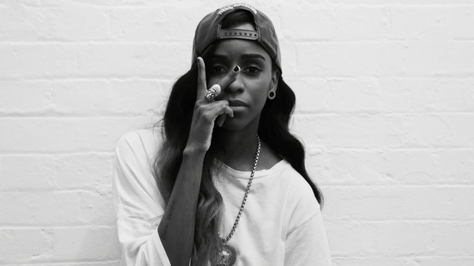 Listen: Angel Haze - Back to the Woods