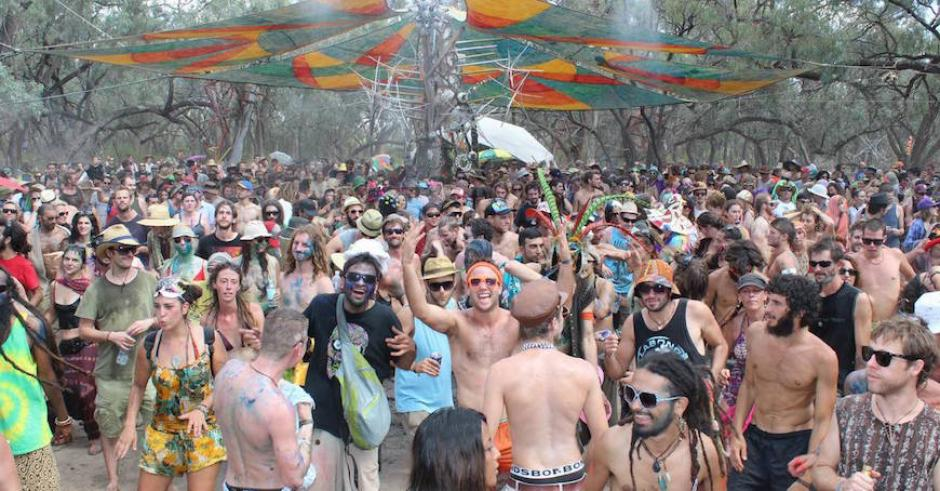 Maitreya Festival And The Rise Of The Faux-Hippy
