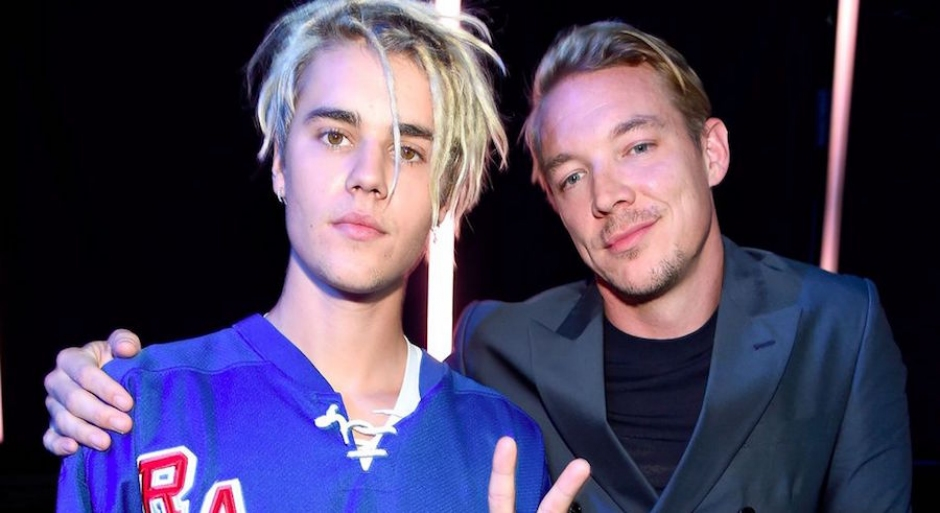 Major Lazer link up with Justin Bieber and MØ for new single, Cold Water