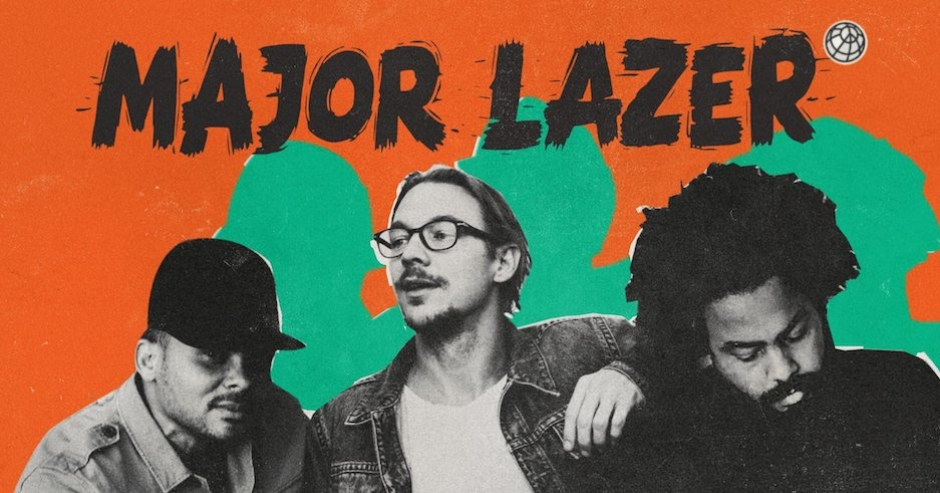 Major Lazer share guest-heavy surprise new EP, Know No Better