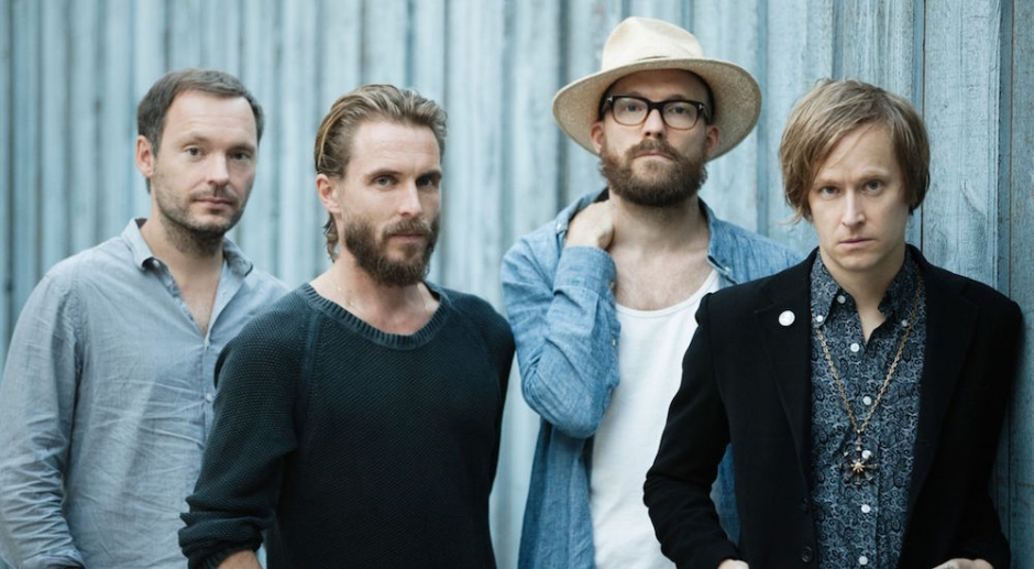Interview: Refused
