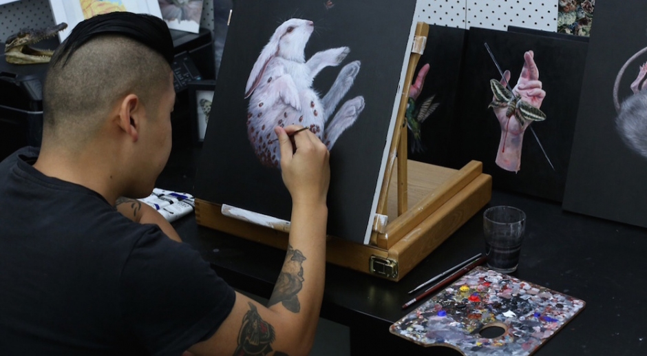 Framed Interview: Sam Yong talks us through his upcoming KEEPSAKES exhibition