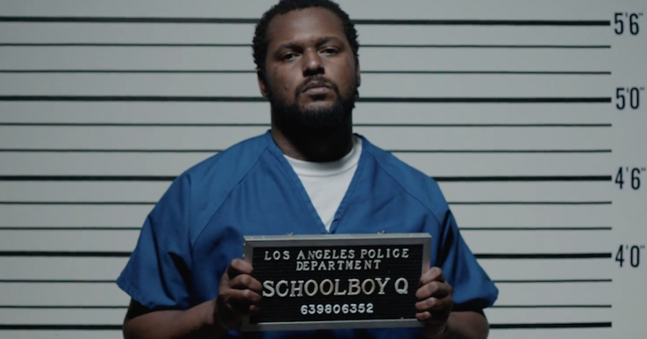 ScHoolboy Q drops Blank Face LP trailer