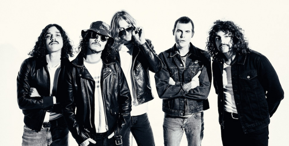 Sticky Fingers unveil their new album title/art and announce a huge Aussie tour