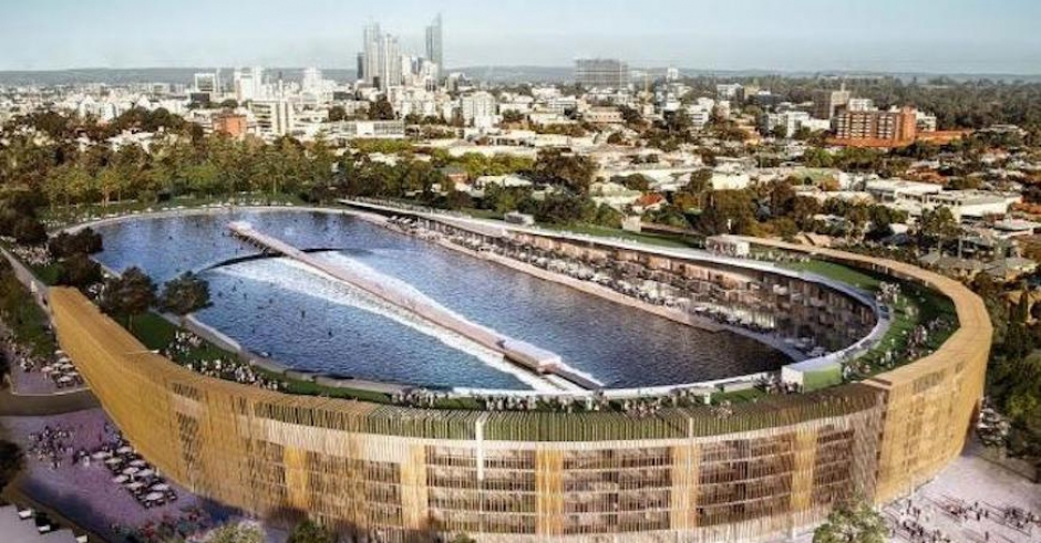 There's plans to turn Subiaco Oval into a surf park | Pilerats