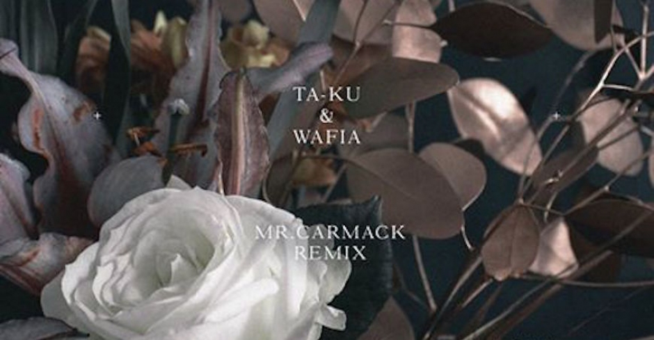 Mr Carmack remixed Ta-ku and Wafia's Love Somebody and we're not worthy