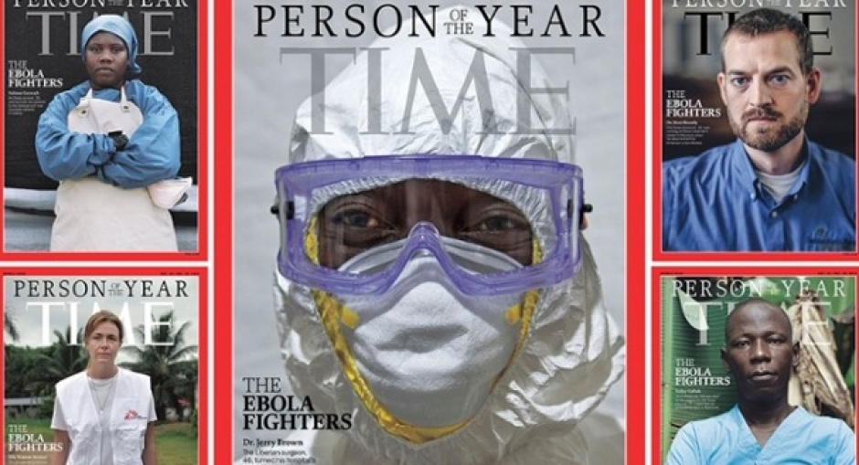 TIME's Person Of The Year: The Ebola Fighters