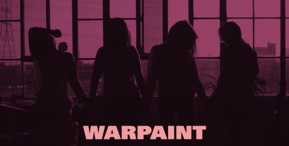 Warpaint's new song is called New Song and it's great