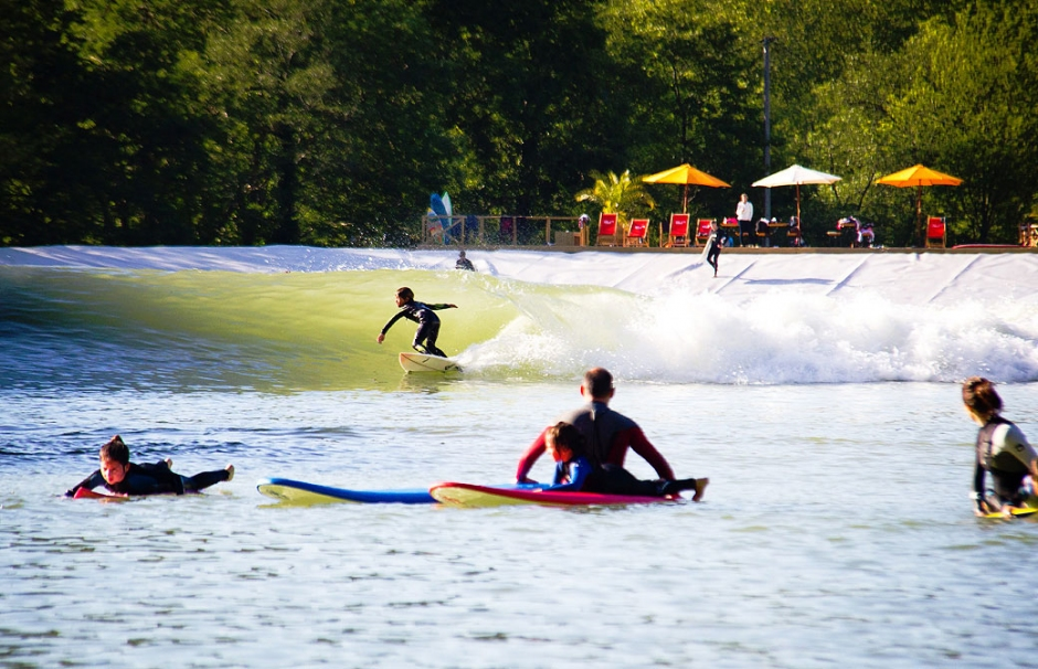 Wavegarden Surf Parks