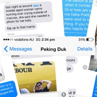 Next article: Text Message Interview: Peking Duk