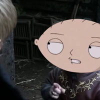 Previous article: Stewie Griffin as Tyrion Lannister works all too perfectly