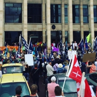 Previous article: Yesterday Perth had to protest our right just to protest