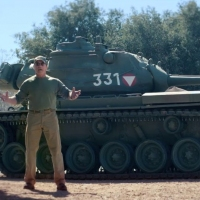 Previous article: Crush Shit In Tanks With Arnold Schwarzenegger