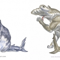 Previous article: Brynn Metheney's Shark Cats are horrifyingly adorable