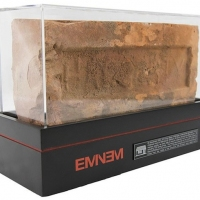 Next article: Buy a brick from Eminem's childhood home to celebrate The Marshall Mathers LP's 16th birthday
