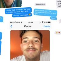 Previous article: Text Message Interview: Flume