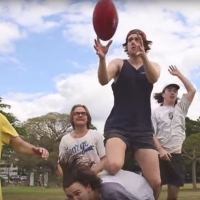 Previous article: Premiere: Good Boy crack a few tinnies and kick the footy in new video clip