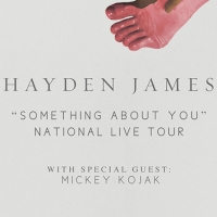 Next article: Hayden James - Something About You Tour