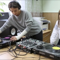 Next article: Watch Ukraine's Nastia DJ at her daughter's Bring Your Parents To Class Day