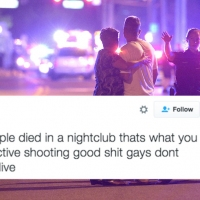 Previous article: The importance of recognising the Orlando shootings as a homophobic attack