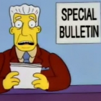 Next article: People are promising 7 News exclusive crime footage, sending Simpsons jokes instead
