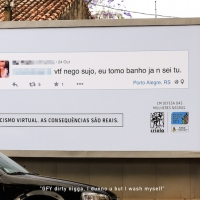 Next article: Racist Online Comments Are Being Posted On Billboards in Brazil