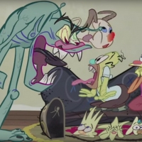 Previous article: Ren & Stimpy's creator made a very messed up Simpsons Halloween intro