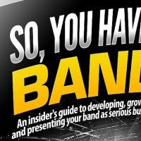 Next article: Interview: Meet the author of 'So You Have A Band', a book helping young bands get started