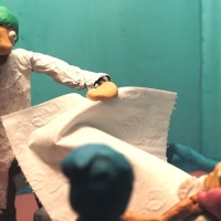 Previous article: Premiere: Wild Honey drop a crazy stop motion clip for Eye To Eye