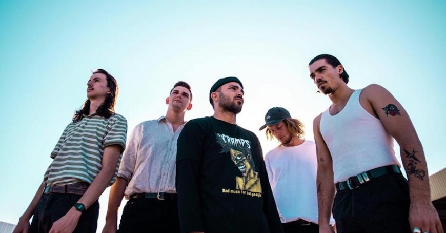 Premiere: Perth's Almond Soy launch into 2019 with Apartment, national tour