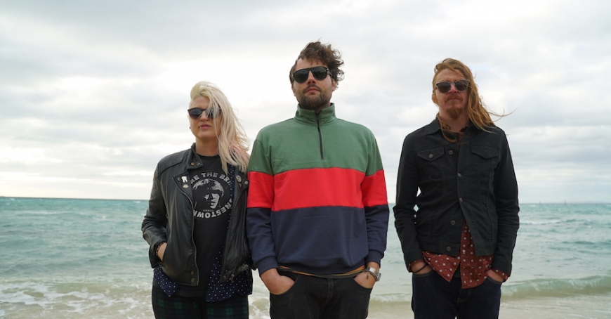 Premiere: Big League drop the video for See You Fly, announce new album