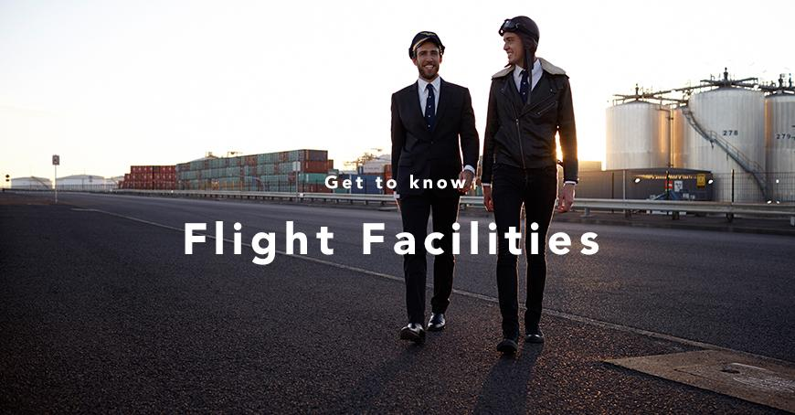 Get To Know: Flight Facilities