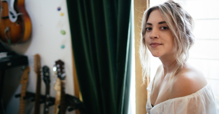 EP Walkthrough: Greta Stanley talks her bold new EP, Sun In My Eyes