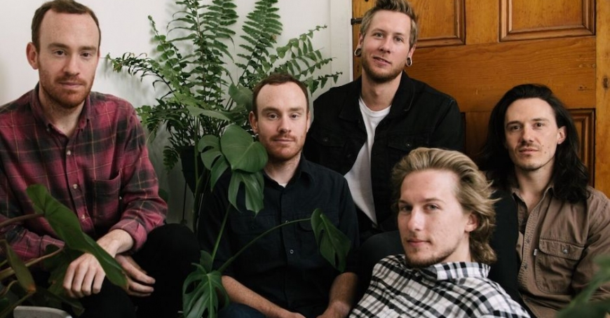 Premiere: Lost Woods take on a more low-key sound with new single, Bern