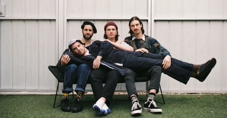 Introducing MYLK and their new single and video, Not My Fault