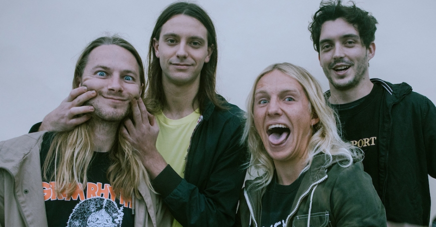 Premiere: Radolescent announce their debut album with new single, Tuck Me In
