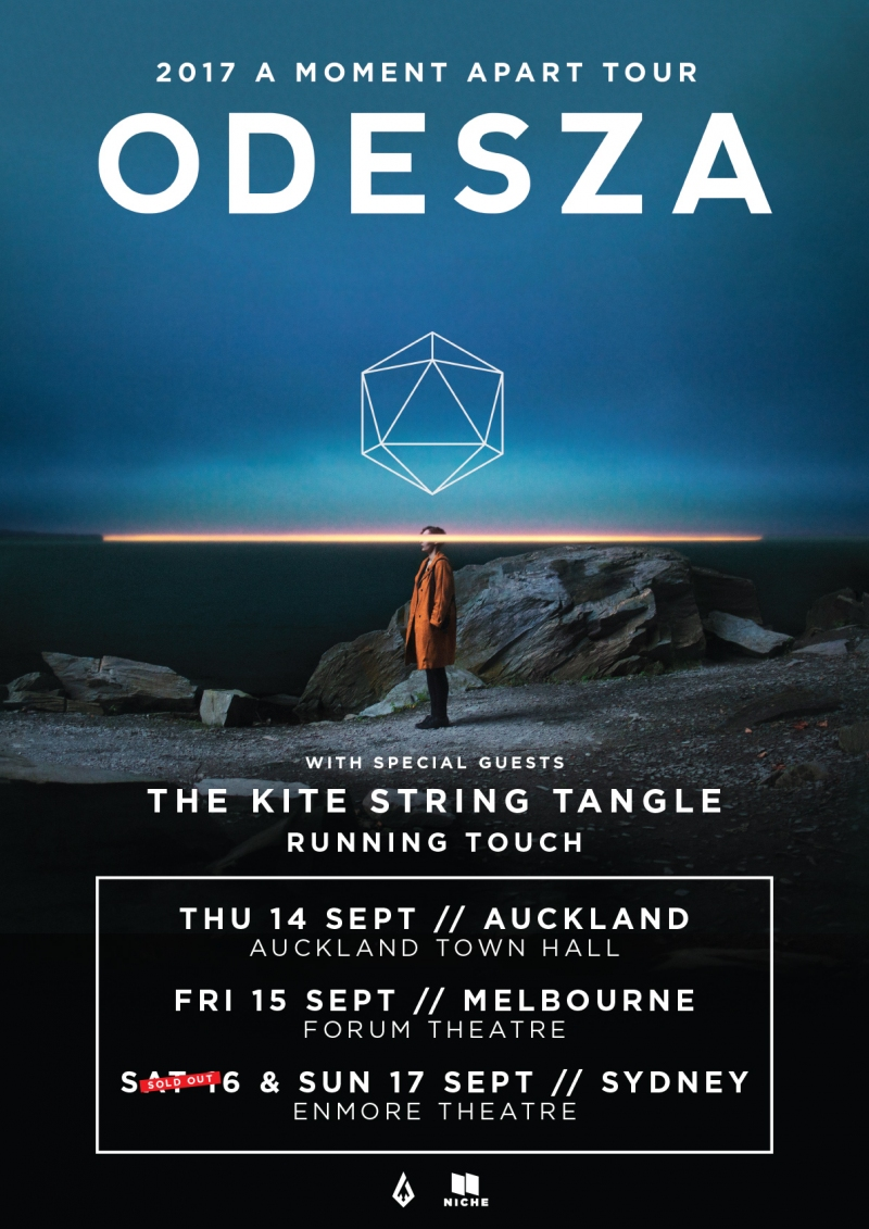A moment apart the evolution of odesza pilerats odesza tour poster v3 malvernweather Image collections