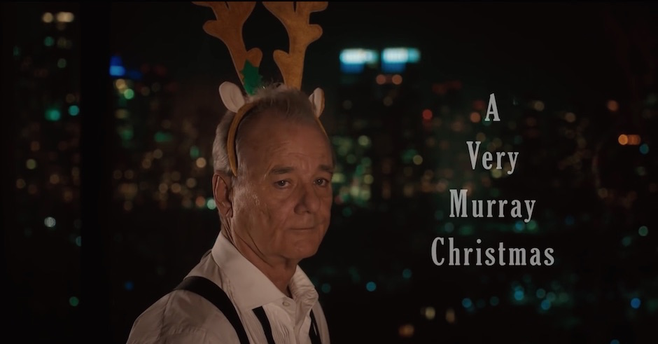 Bill Murray in 'A Very Murray Christmas'