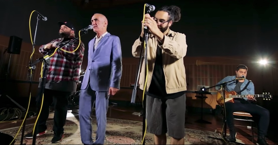 A.B. Original cover 'Dumb Things' with Paul Kelly and Dan Sultan for Like A Version