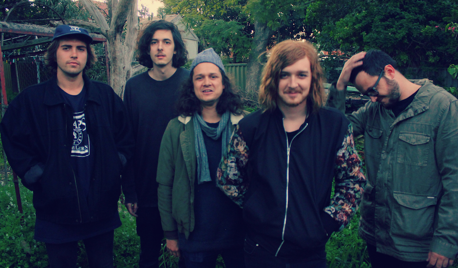 Exclusive Stream: Get around Ah Trees' debut self-titled EP before their national tour