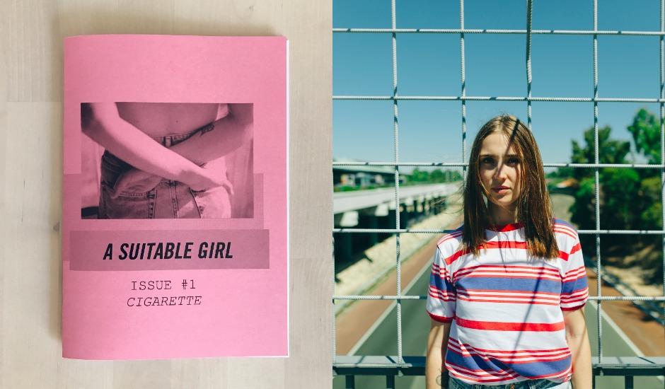 "A look at Ali Barter's 'A Suitable Girl' zine and ""History Grrrl"", Vivienne Westwood"
