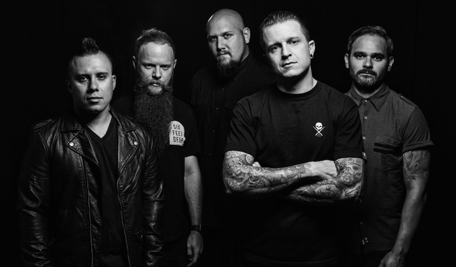 Dan Jacob's Five Favourite Atreyu Songs