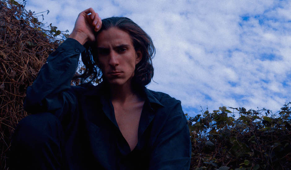 Welcome to the beguiling future-R&B world of Melbourne's Attila Mora