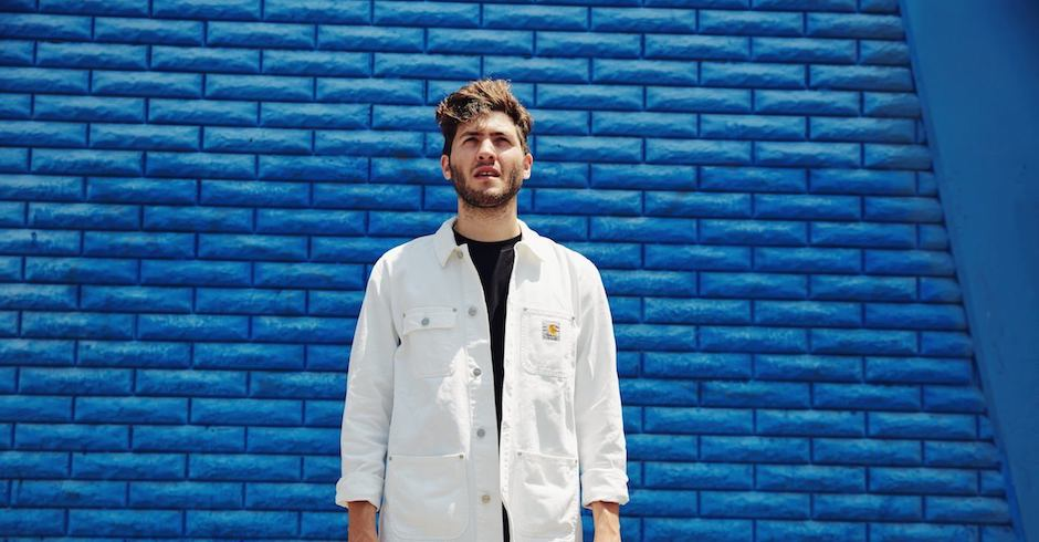 Listen to Baauer's new banger as the don himself touches down in Australia