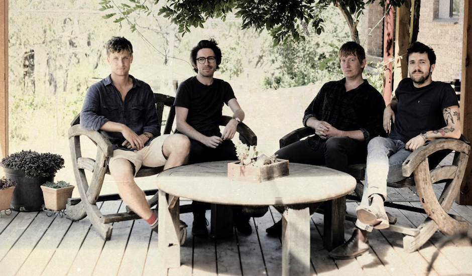 Exclusive: Backyard tell earnest tales of life in the 'burbs on their debut, self-titled EP