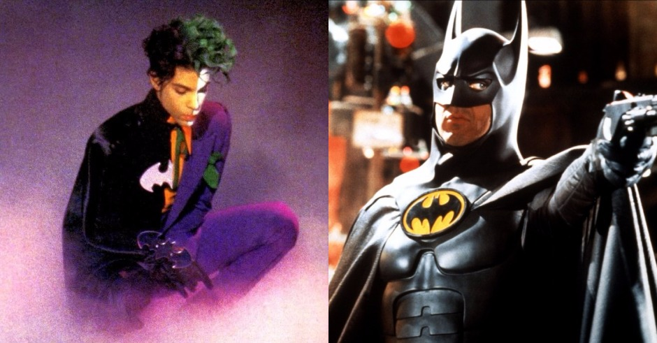 That Time Prince Did The Soundtrack For Tim Burtons Batman